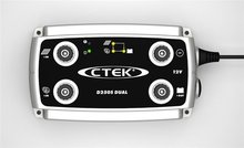 CTEK D250S DUAL - 12 Volt 20 Ampere Acculader
