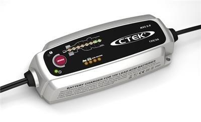 CTEK MXS 5.0 acculader