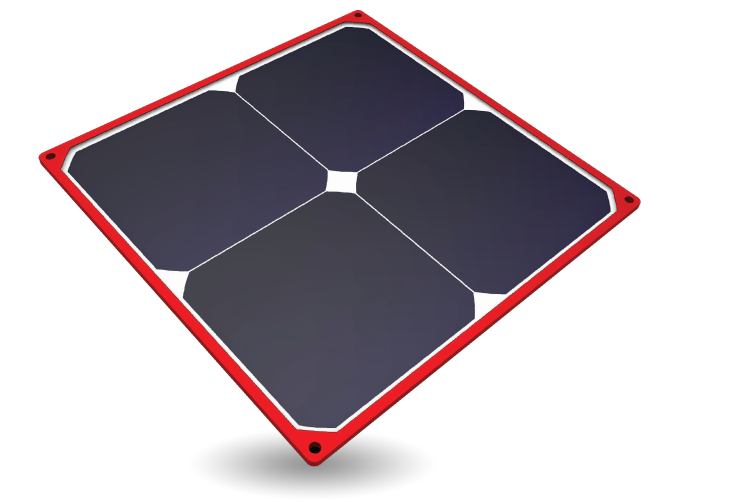 Solbian ENERGY FLYER 4 - Solar USB lader