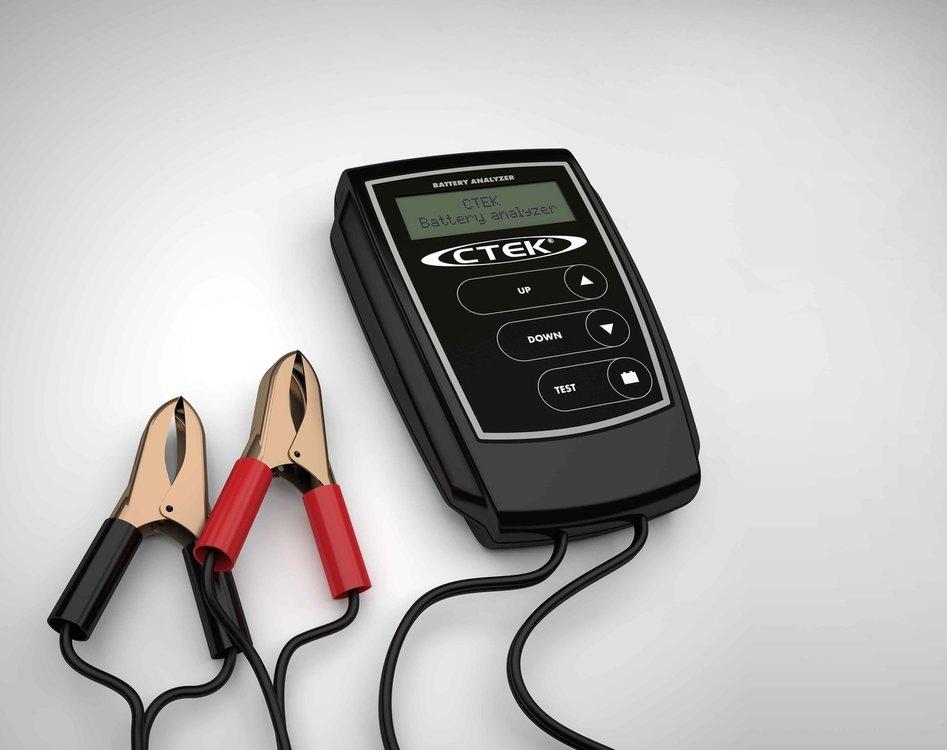 CTEK Battery Analyzer