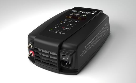 CTEK Batterij lader 12V 40A / 24V 20A met voeding voor diagnose/programm.