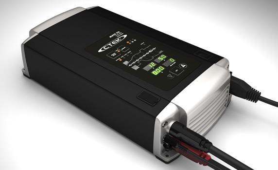 CTEK Batterij lader 12V 70A / 24V 50A met voeding voor diagnose/programm.