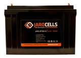 JARO-BT125.12 Jarocells 12V 100A lithium accu_