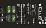 CTEK Batterij lader 12V 70A / 24V 50A met voeding voor diagnose/programm._