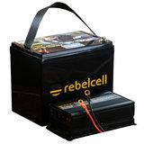 Rebelcell 12v 100Ah Angling li-ion Accu _