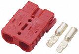 Rode Anderson stekker connector 50 Ampère | 16mm2 kabel dikte_