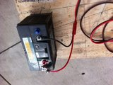 Complete set 60 Watt opvouwbaar zonnepaneel, laadregelaar + bekabeling_