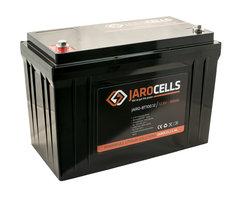 JARO-BT125.12 Jarocells 12V 100A lithium accu