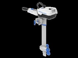 SPIRIT 1.0 Plus Kortstaart Tiller E-Propulsion 48V
