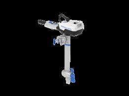 Spirit 1.0 Evo (kortstaart - tiller) 48V ePropulsion