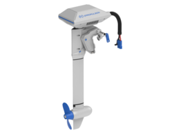 Navy 6.0 langstaart, tiller of afstandsbediening ePropulsion