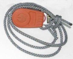Extra of vervangende magneetsleutel voor alle huidige Torqeedo modellen