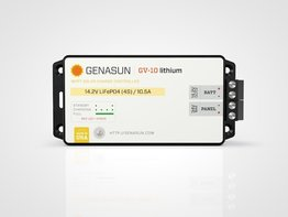 Genasun GV-10 MPPT Li (lithium)