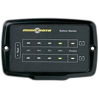 Minn Kota 2 Bank Remote Battery Monitor