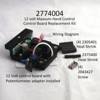 Minn Kota Maxxum Hand Control 12V