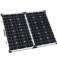 Complete set 2x 30W Vouwbaar zonnepaneel incl regelaar en beschermtas