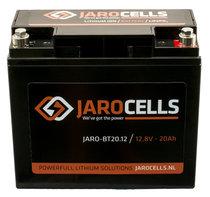 JARO-BT20.12 Jarocells 12V 20A Lithium accu