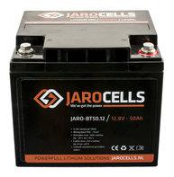 JARO-BT50.12 Jarocells 12V 50A lithium accu