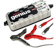 Noco Genius G7200EU 12/24 V vervanger van de Haswing 8 Ampere 12 Volt acculader