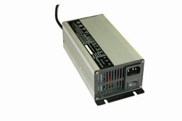 LiFePO4 acculader 29.2 Volt / 18 Ampère