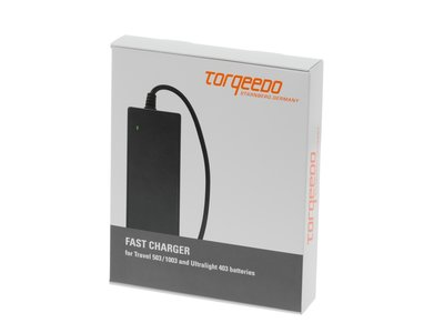 Torqeedo snellader voor Travel 503/1003 & Ultralight 403