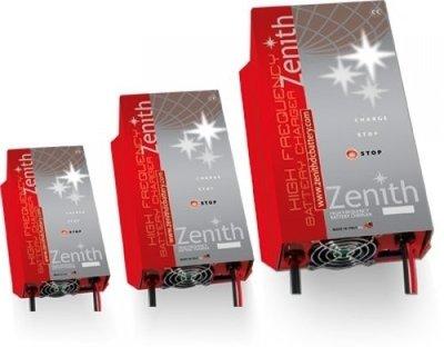 Zenith acculader 24 Volt - 30 Ampere