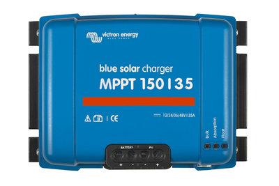 Victron Blue Solar MPPT 12/24/48 V 35A laadregelaar