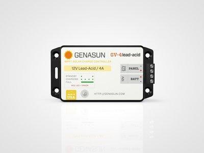 Genasun GV-4 MPPT Pb (lood)