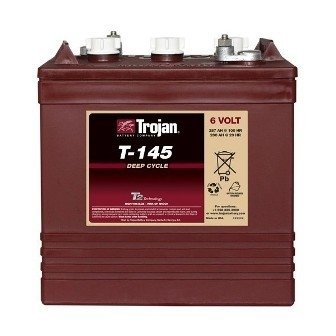 Trojan T-145 6V deepcycle accu