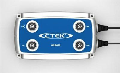 CTEK D250TS - 24 Volt 10 Ampère Acculader