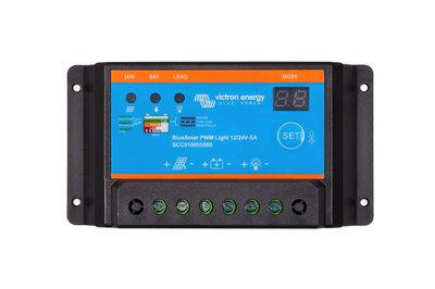 Victron Blue Solar laadregelaar 12 - 24 Volt -5 Ampère