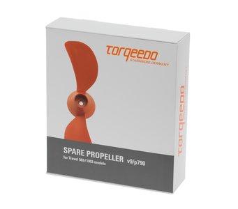 1917-00 Torqeedo standaard propeller Travel
