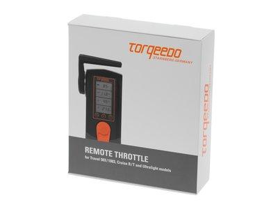 Torqeedo vervangende afstandbediening voor de Travel en Cruise met bekabeling en sleutel