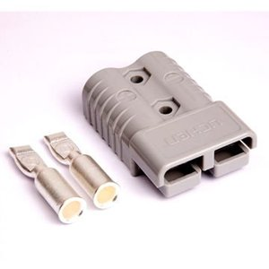 Grijze Anderson stekker connector 175 Ampère