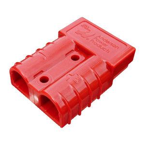 Rode Anderson stekker connector 120 Ampère