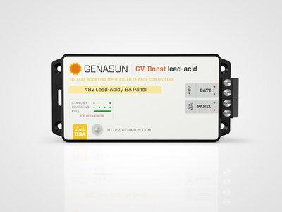 Genasun GV-Boost 8/48 Pb (lood)