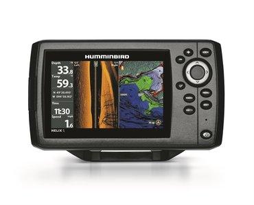 Helix 5 CHIRP SI GPS G2 Humminbird
