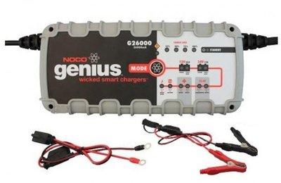 Noco genius 30A/15A 12V/24v lader