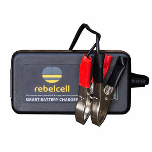 Rebelcell 12,6V 3A acculader