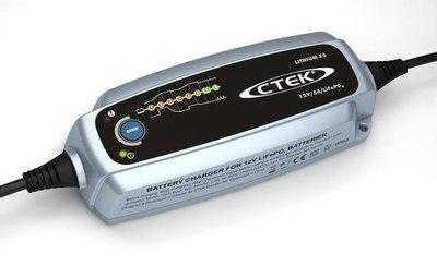 CTEK Lithium XS 5 Ampere LiFePO4 acculader