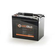 Jarocells BT75.12 12Volt 75Ah Lithium accu