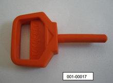 Extra of vervangende sleutel voor de oude Torqeedo modellen
