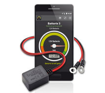 Battery-Guard l Bluetooth batterij accu indicator