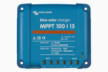 Victron Blue Solar MPPT 12/24 V 15A laadregelaar | 100-15