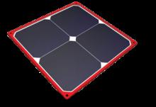 Solbian ENERGY FLYER 4 - Solar USB lader