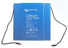LiFePO4 battery 12,8V|160Ah - BMS