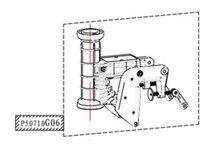 Motor bracket proturar 1.0/2.0