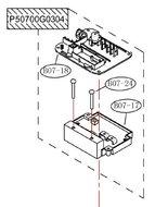 PCB set - P50700G0304