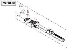 Extendable Handle - P50704G02