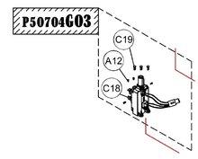 Kit Motorswitch - P50704G03